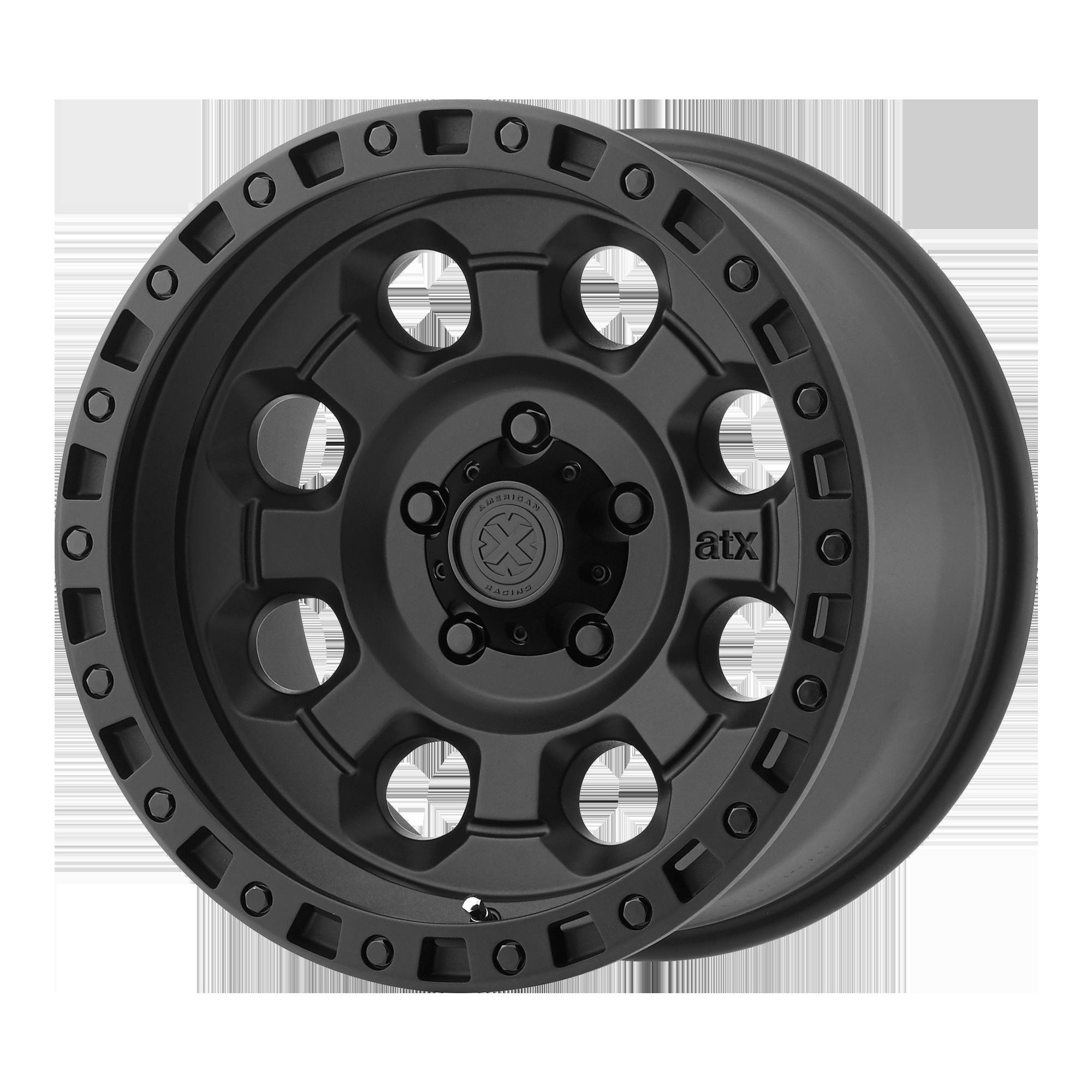 ATX SERIES AX201 hliníkové disky 9x18 5x120 ET35 Cast Iron Black