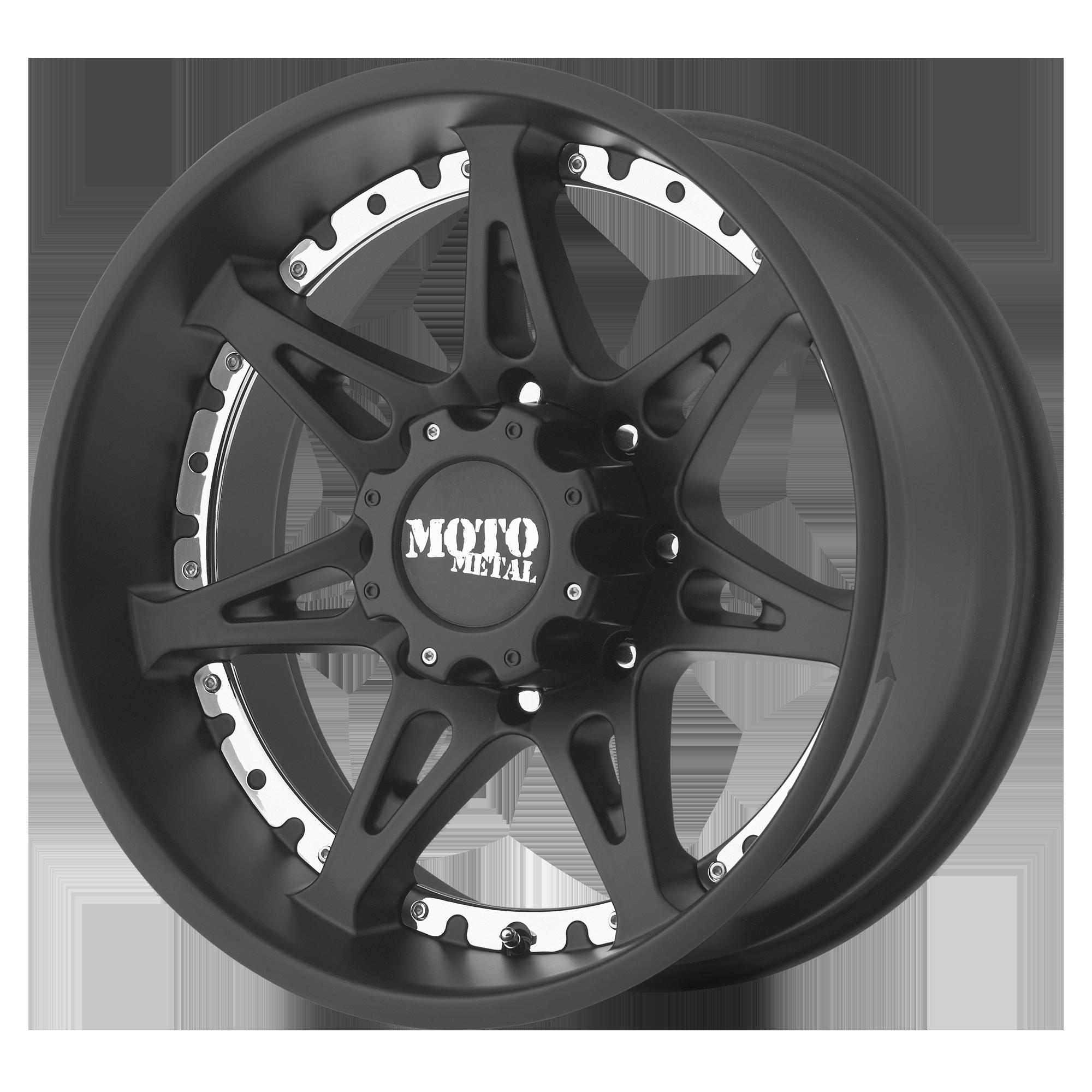 MOTO METAL MO961 hliníkové disky 9x20 6x139,7 ET18 Satin Black