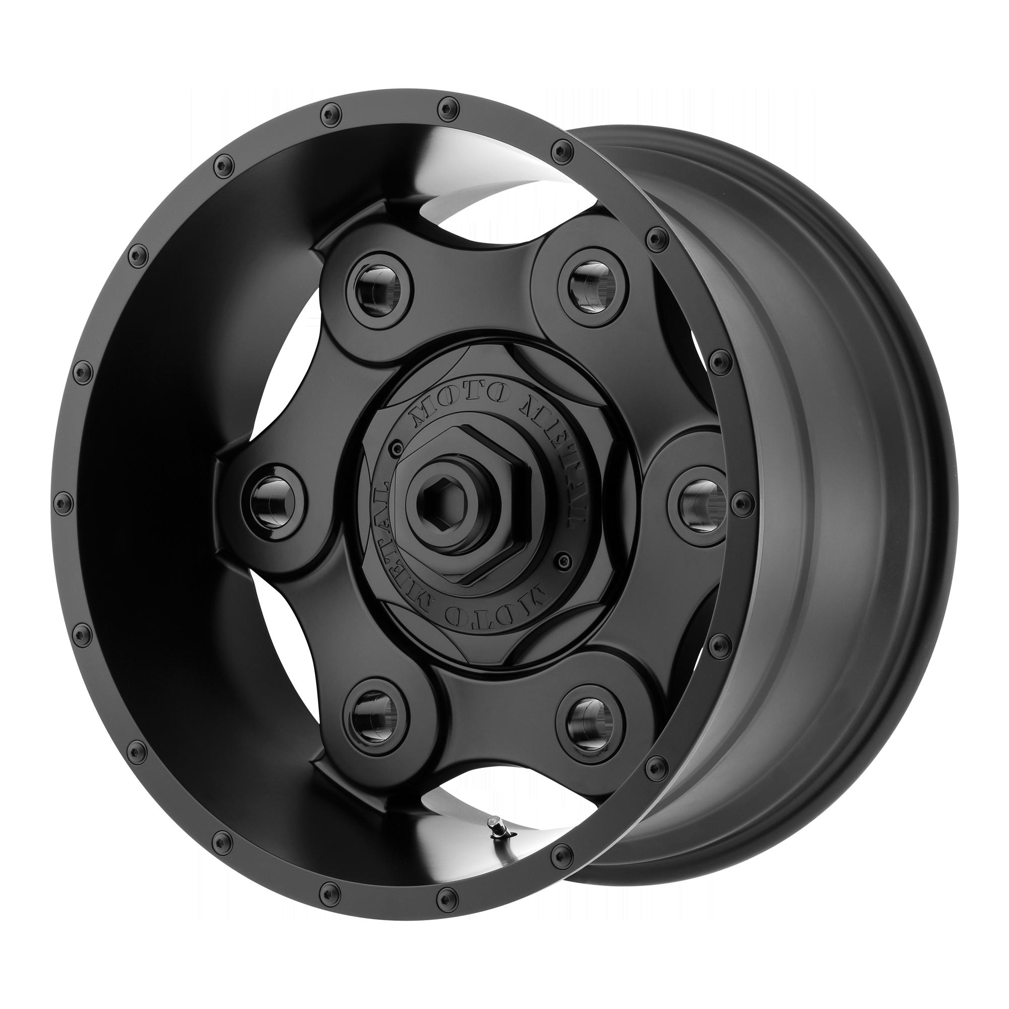 MOTO METAL MO977 LINK hliníkové disky 9x17 5x127 ET25 Black Out