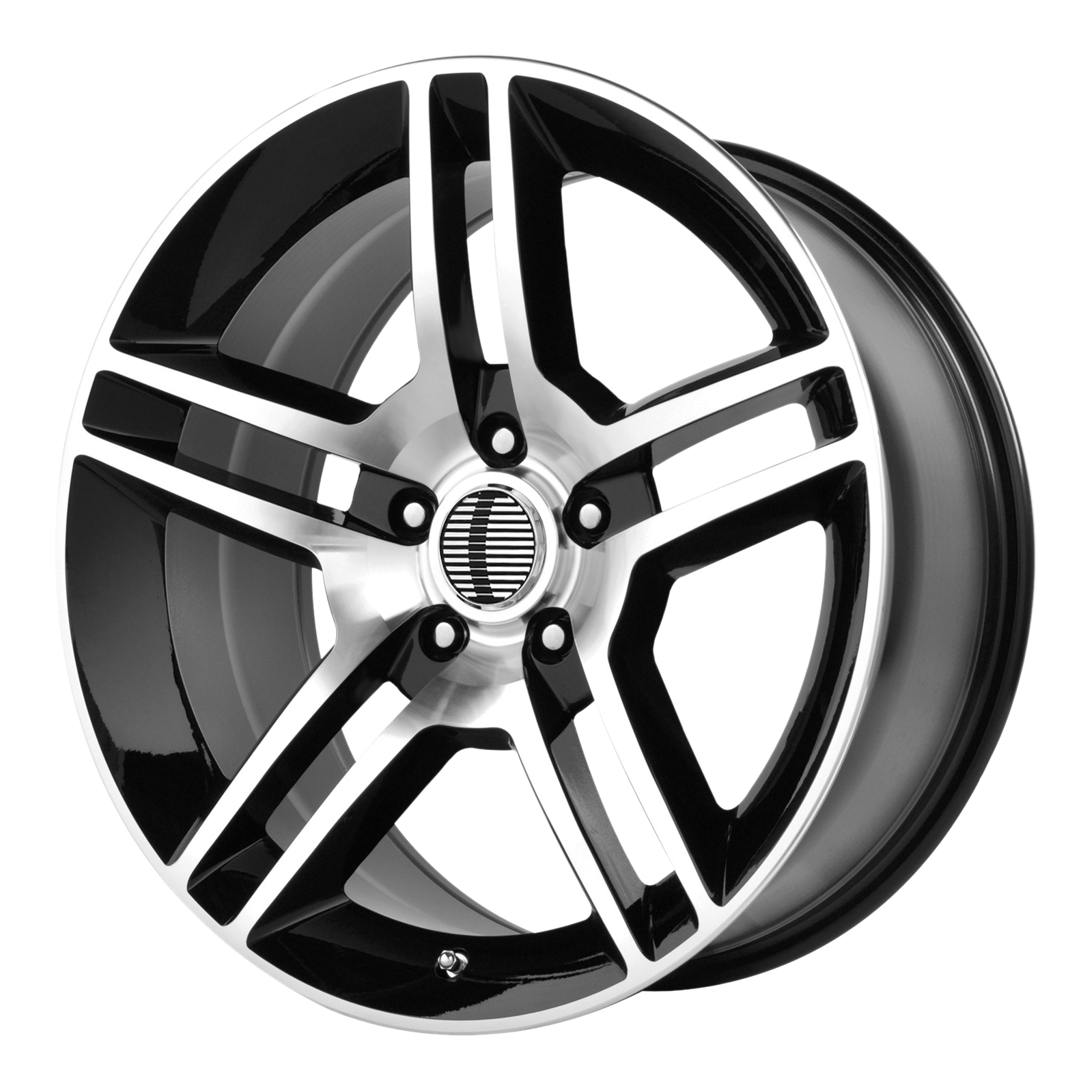 Details about ford mustang shelby gt 500 style wheel 19x8 5 30 black 5x114 3 5x4 5 qty 1
