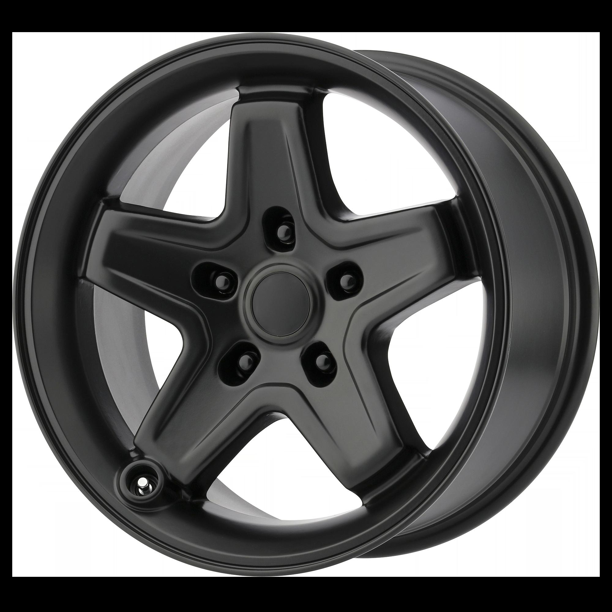 Details about Jeep Wrangler AEV Pintler Style Wheel 17x8 5 +10 Satin Black  5x127 5x5 (QTY 2)
