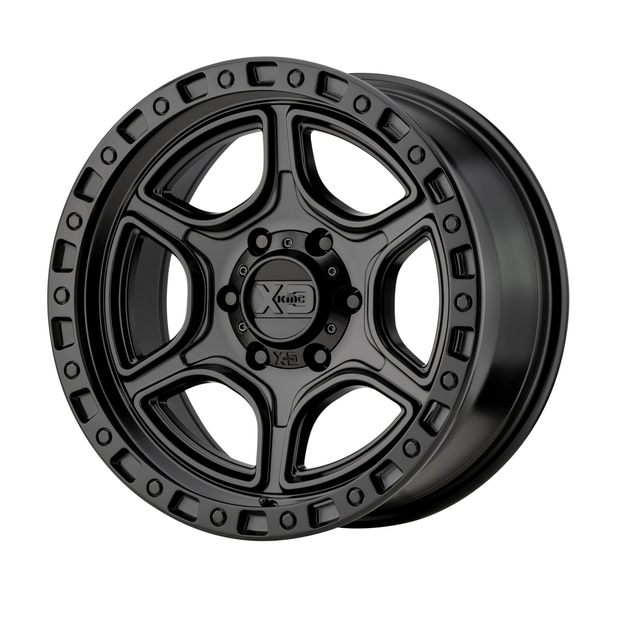 XD SERIES XD139 PORTAL hliníkové disky 8,5x18 6x120 ET18 Satin Black