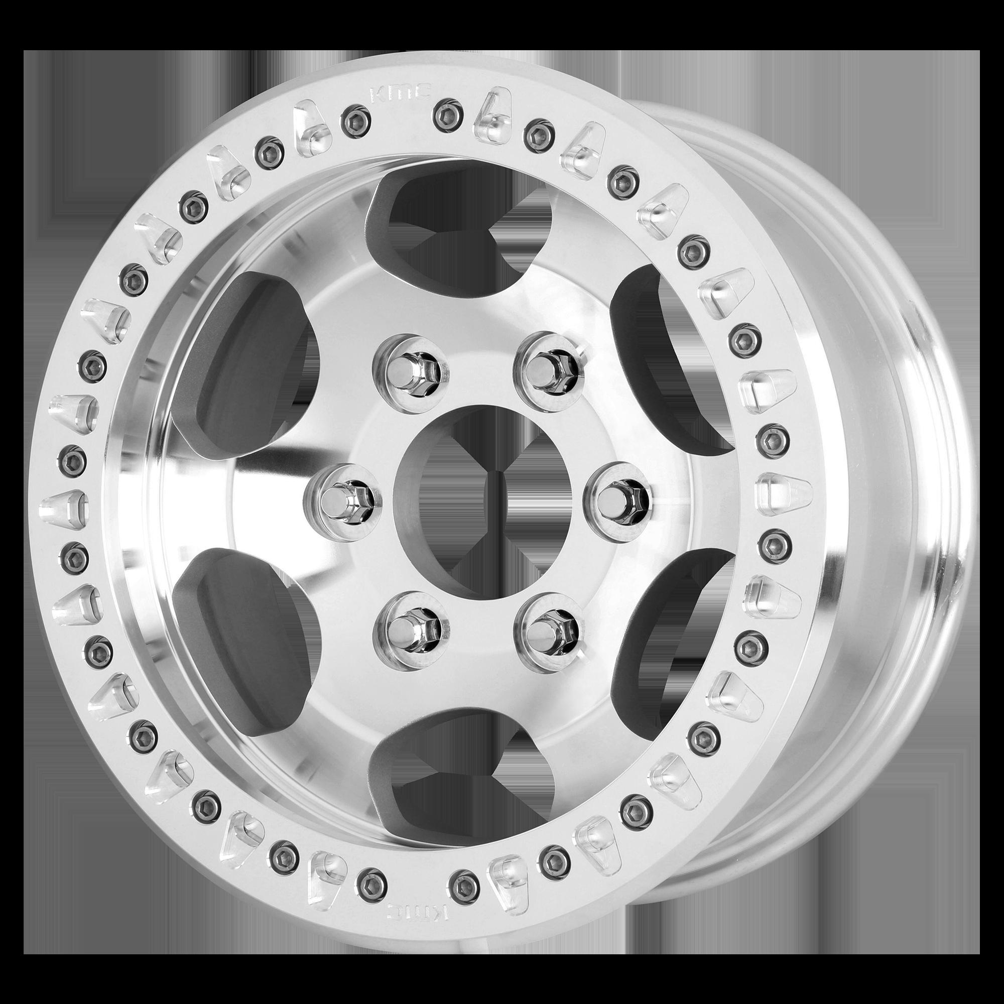 XD SERIES XD231 RG RACE hliníkové disky 8,5x17 na zakázku ET0 Machined