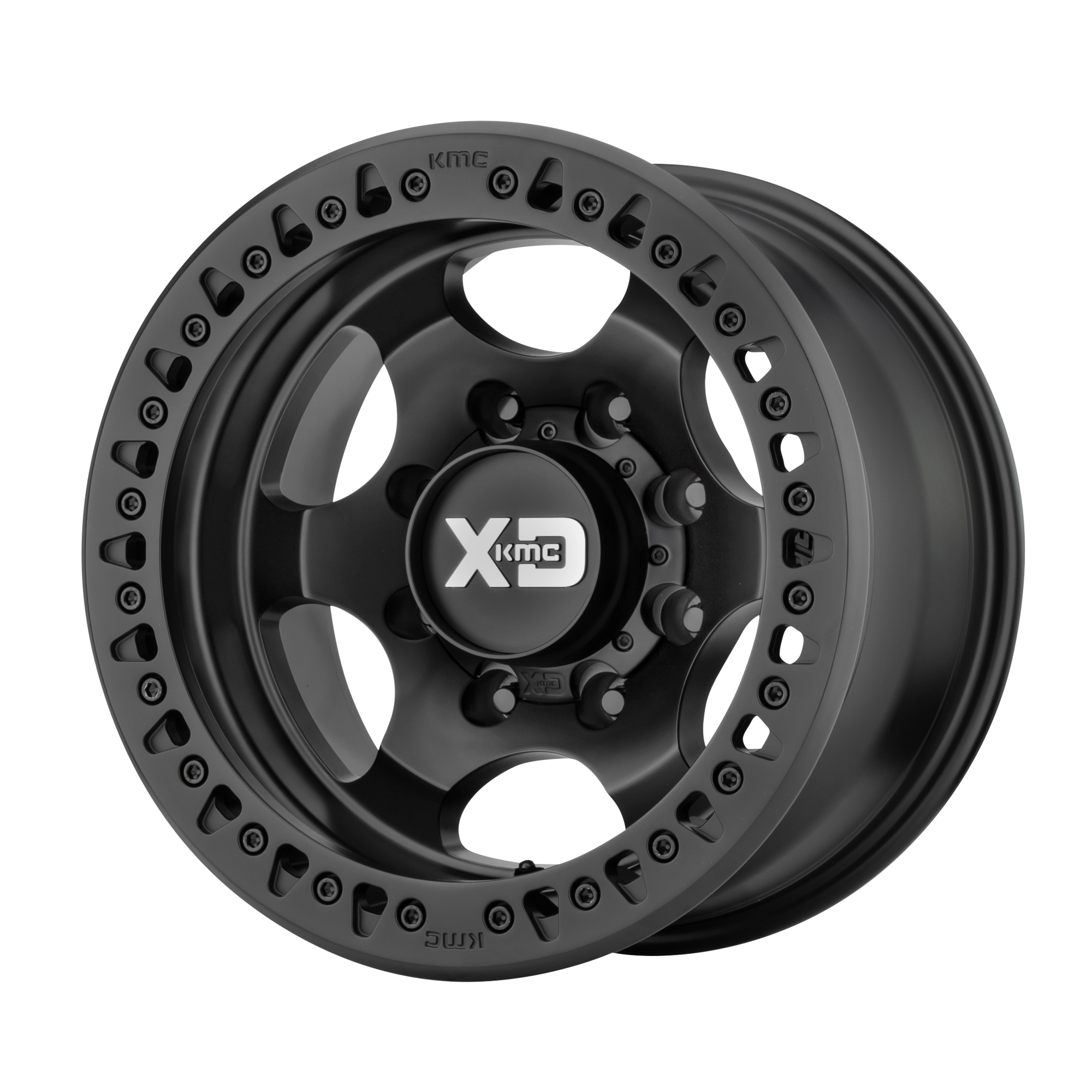 XD SERIES XD232 hliníkové disky 9x17 8x165,1 ET-38 Satin Black