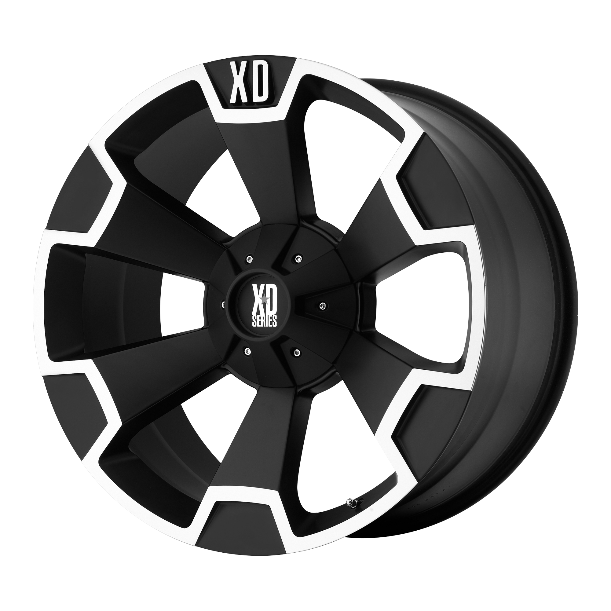 XD SERIES XD803 THUMP hliníkové disky 9x20 5x139,7 ET35 Matte Black Machined